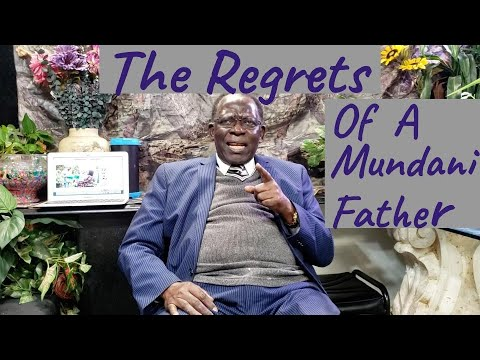 Speak Mundani Fluently With The Zero Garbage Family- Lesson 24 (The Regrets Of A Mundani Father).