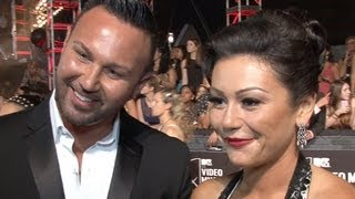 More Jersey Shore Babies on the Way? JWoww & Roger Mathews Spill on Adoption Plans and Wedding Bells