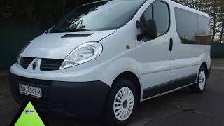 Продам АВТО РЕНО Трафик Renault Trafic пасс 2007 Тест драйв