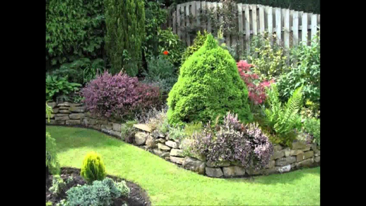 Small Home Garden Shrubs Ideas YouTube