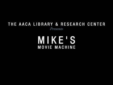 Mike's Movie Machine - The AACA Library's DIY Film Scanner