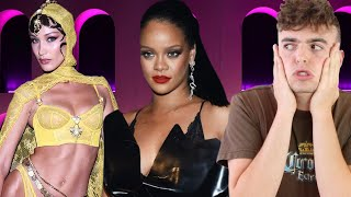 FASHION EXPERT REACTS TO THE SAVAGE X FENTY SHOW (who told rihanna she could have a fashion show?)