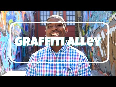 Things To Do In Baltimore:  Graffiti Alley
