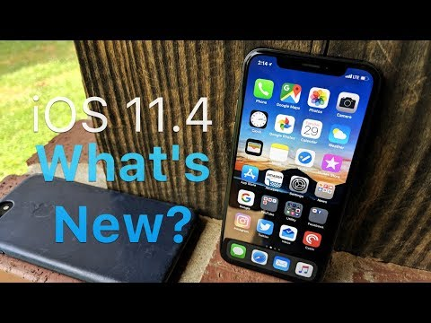 iOS 11.4 is Out! - What's New?