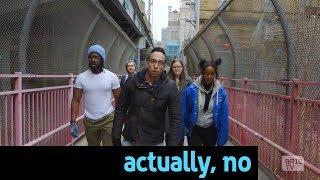 Bridgewalkers | Actually, No