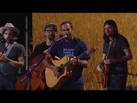 Jack Johnson and the Avett Brothers - Mudfootball (Live at Farm Aid 2017)
