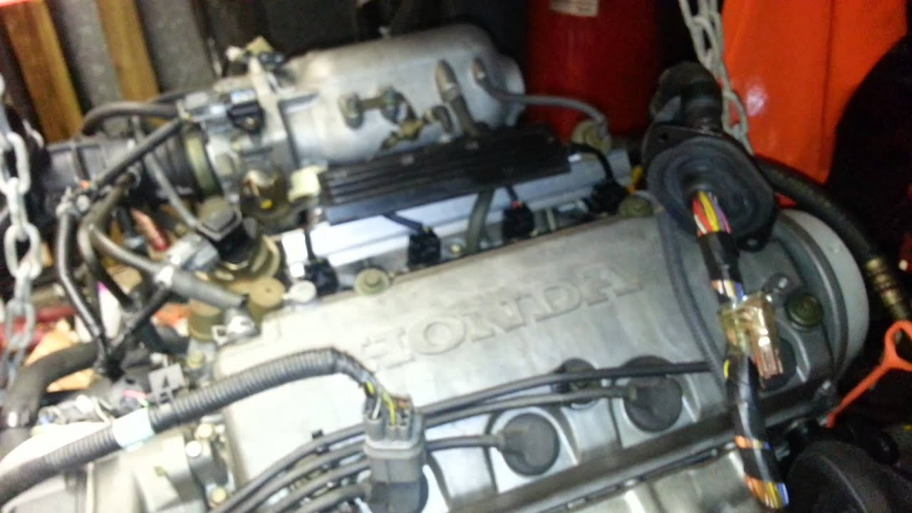 D15b Dual Vtec Wiring Diagram 29 Images Civic Obd2 Ckf Maxresdefault D15z7 Overview Of And Emissions Youtube