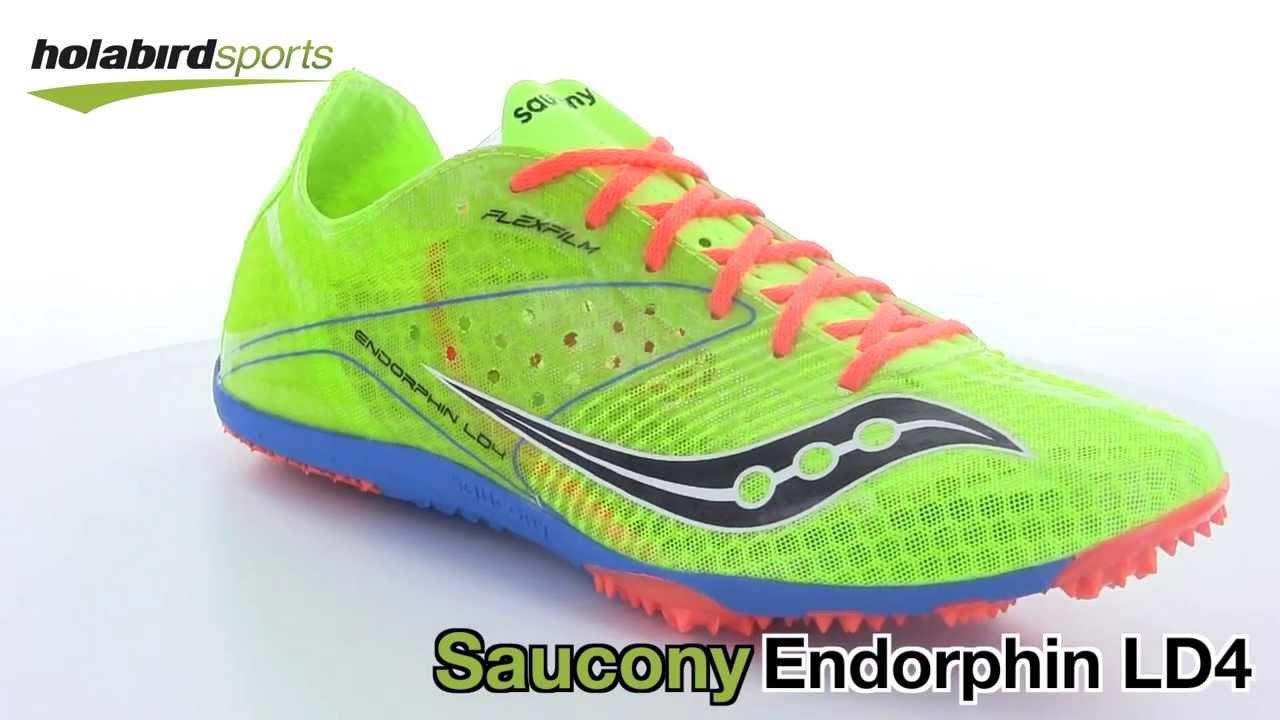 saucony endorphin md 4 men's spikes
