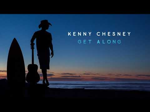 Kenny Chesney  Get Along Visualizer