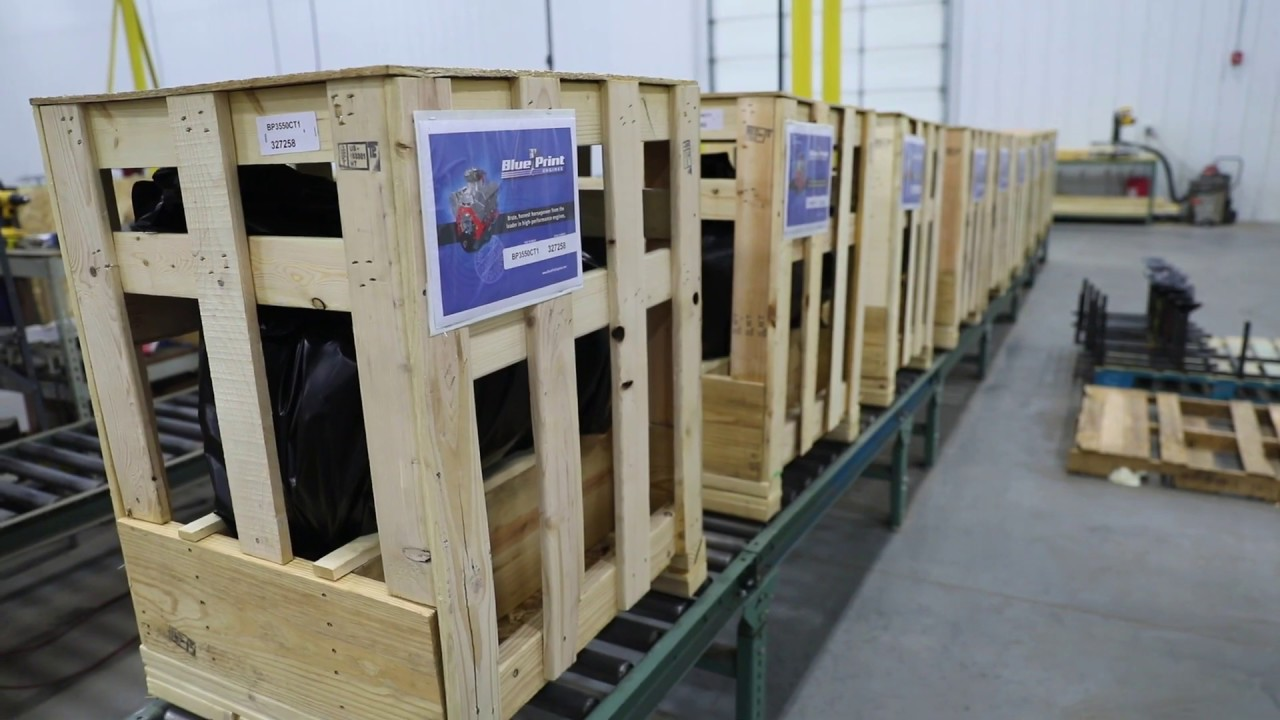Precision at BluePrint Engines