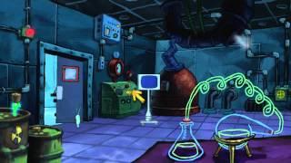 SpongeBob SquarePants The Movie PC Game Part 2