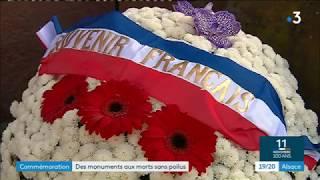 Commémoration 14-18 : Les spécifités des monuments aux morts en Alsace