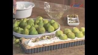 Samira's Kitchen  #6 - Kabob كباب, Rice Fava Beans رز مع الباقلاء والشبنت,  Fig Phyllo Tart