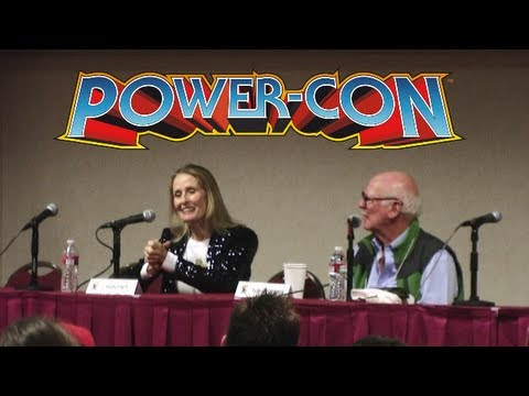 PowerCon 2011: Melendy Britt  Alan Oppenheimer Panel