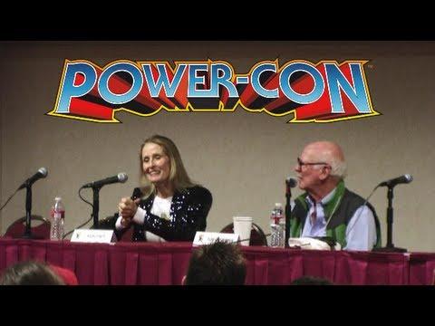 PowerCon 2011: Melendy Britt  Alan Oppenheimer Panel