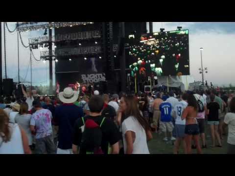 Mile High Music Festival 2010 Denver, CO Pt.1