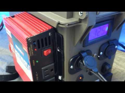 Build Portable Battery Backup Power Pack Doovi