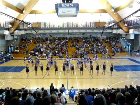 RBHS DANCE- Homecoming 2010 (2nd Assembly)