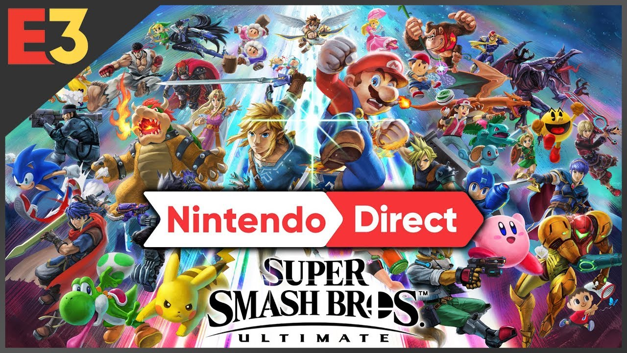 Super Smash Bros  Ultimate: 5 big changes that will dramatically