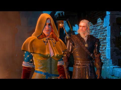 'Pimp Geralt': Witcher Pretends He Brought Merigold for Sale (Witcher 3 | Triss & Witch Hunters)