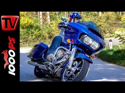 Harley-Davidson Road Glide Special 2015 Testvideo | Fahreigenschaften, Ausstattung, Fazit