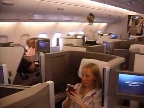 Airbus A380 BA11