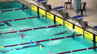 201415 葵涌區學界 聖公會主愛小學 女甲 100米自由