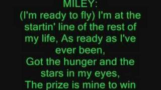 Download Ready, Set, Don't Go ft. Miley Cyrus Lyrics MP3 song and Music Video