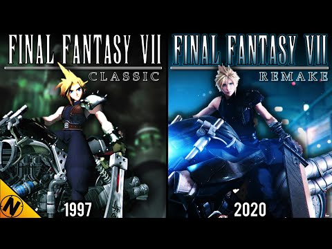 final-fantasy-vii-remake-vs-original-|-direct-comparison