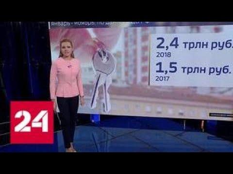 Ипотечные каникулы: кому и при каких условиях могут уменьшить платеж - Россия 24