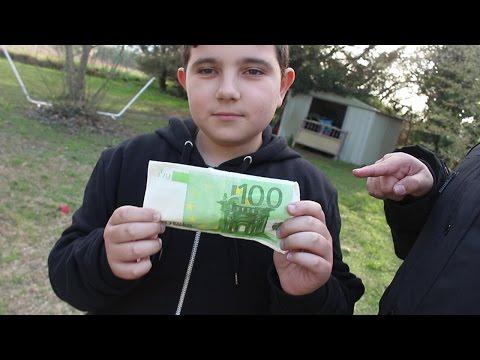 PRANK JE LUI FAIS CROIRE QU'IL GAGNE 100€ EN FAISANT 10 JONGLES !