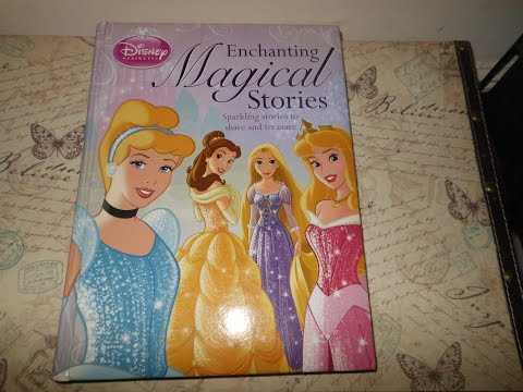 Disney Princess: Enchanting Magical Stories