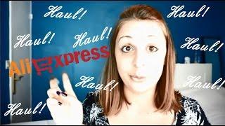 Haul Aliexpress Gadgets/Accessoires