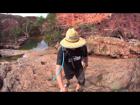 Perth to Karijini Road Trip