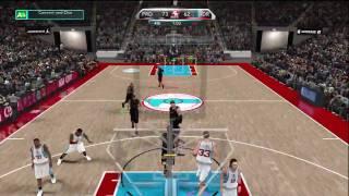 "NBA 2K10 - My Crew - ""Pride"" Defeats #1 Crew (HD)"