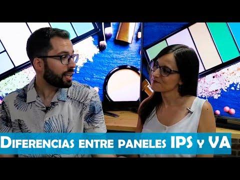 Diferencias Entre Los TV LED Con Paneles IPS Y Paneles VA