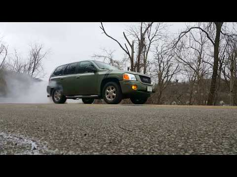 GMC Envoy Burnout