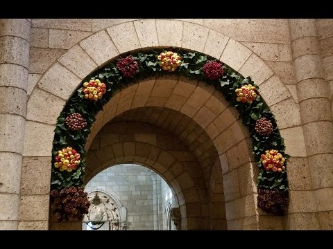 Christmas in New York 2016. Part 1: The Cloisters