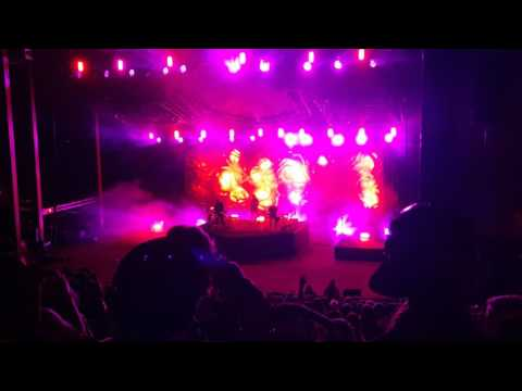 Odesza - Late Night live at Red Rocks 2017