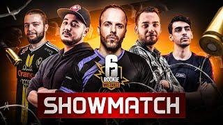SHOWMATCH RAINBOW SIX AVEC SIXQUATRE - MICKALOW - ROBI - AZOX !!