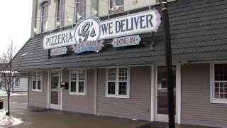 Great Getaways: G's Pizzeria [West Branch MI]