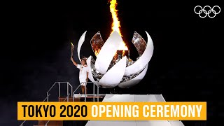 #Tokyo2020 Opening Ceremony Highlights