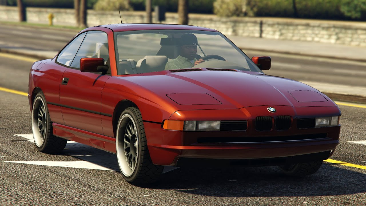 gta v bmw e31 850i mod youtube. Black Bedroom Furniture Sets. Home Design Ideas
