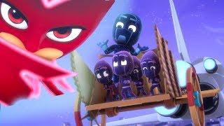 PJ Masks en Español ✈️Aviones  ✈️Especial - Dibujos Animados