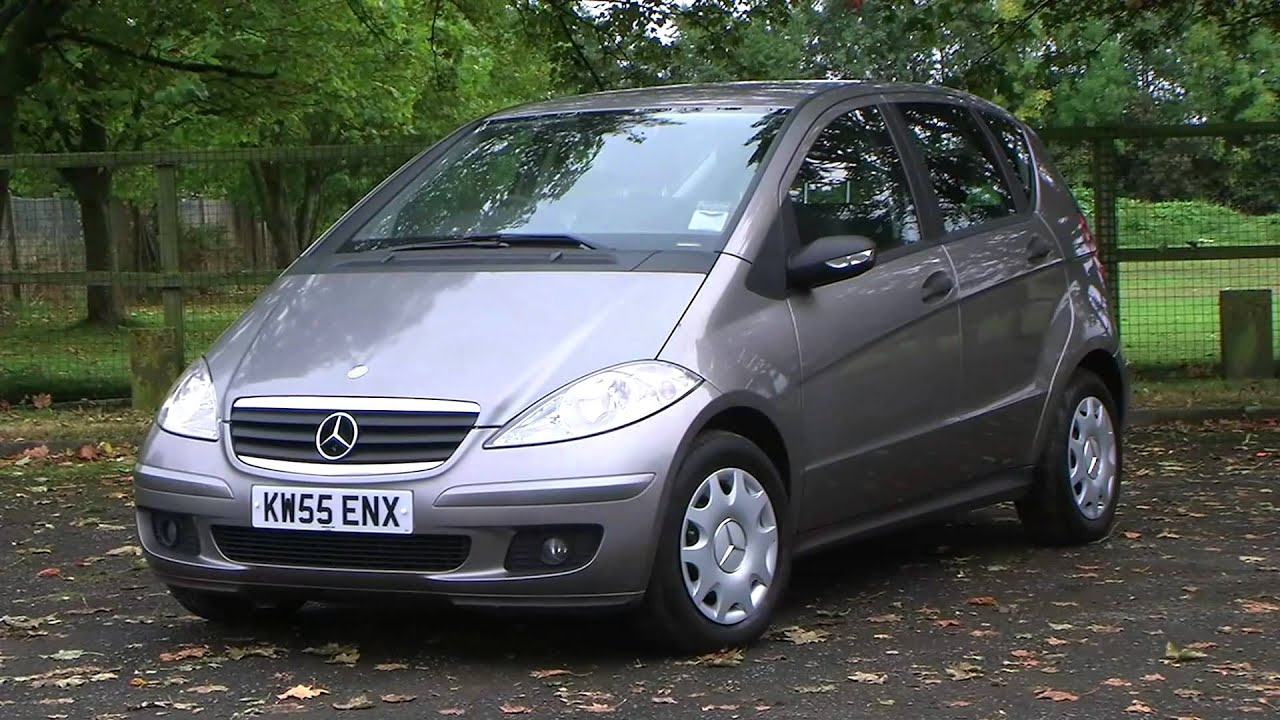mercedes benz a class a150 classic se 5dr 1 5 full history 12 months mot youtube. Black Bedroom Furniture Sets. Home Design Ideas