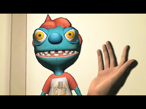 Кукла вместо руки - Hello Puppets!  