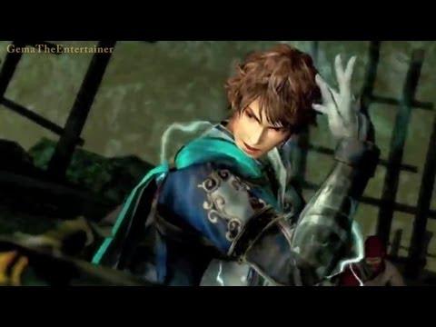 Dynasty Warriors 8 - Zhong Hui Musou Attack
