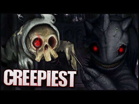 Top 20 Creepiest Pokédex Entries