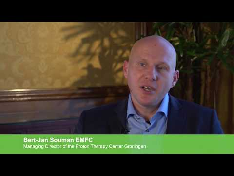 My experience with IBA - Bert-Jan Souman EMFC, Managing Director, Proton Therapy Center Groningen