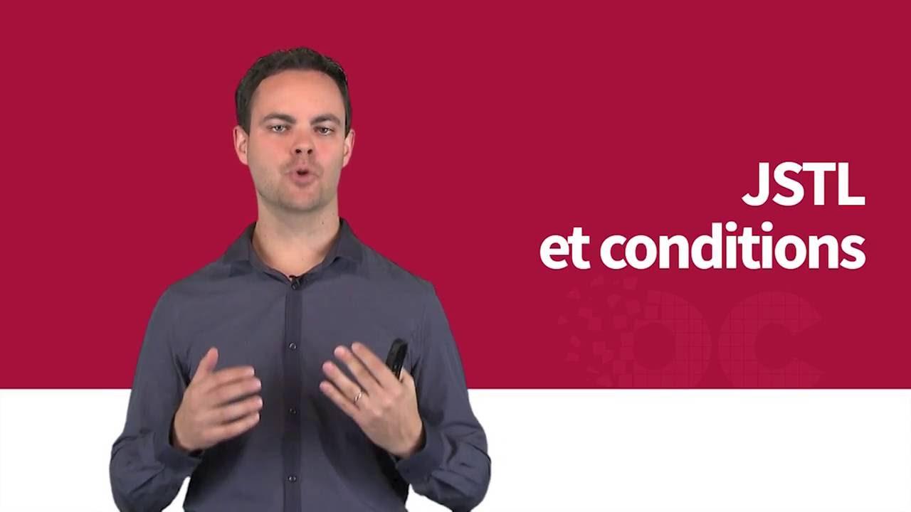 Développez des sites web avec Java EE: JSTL et conditions